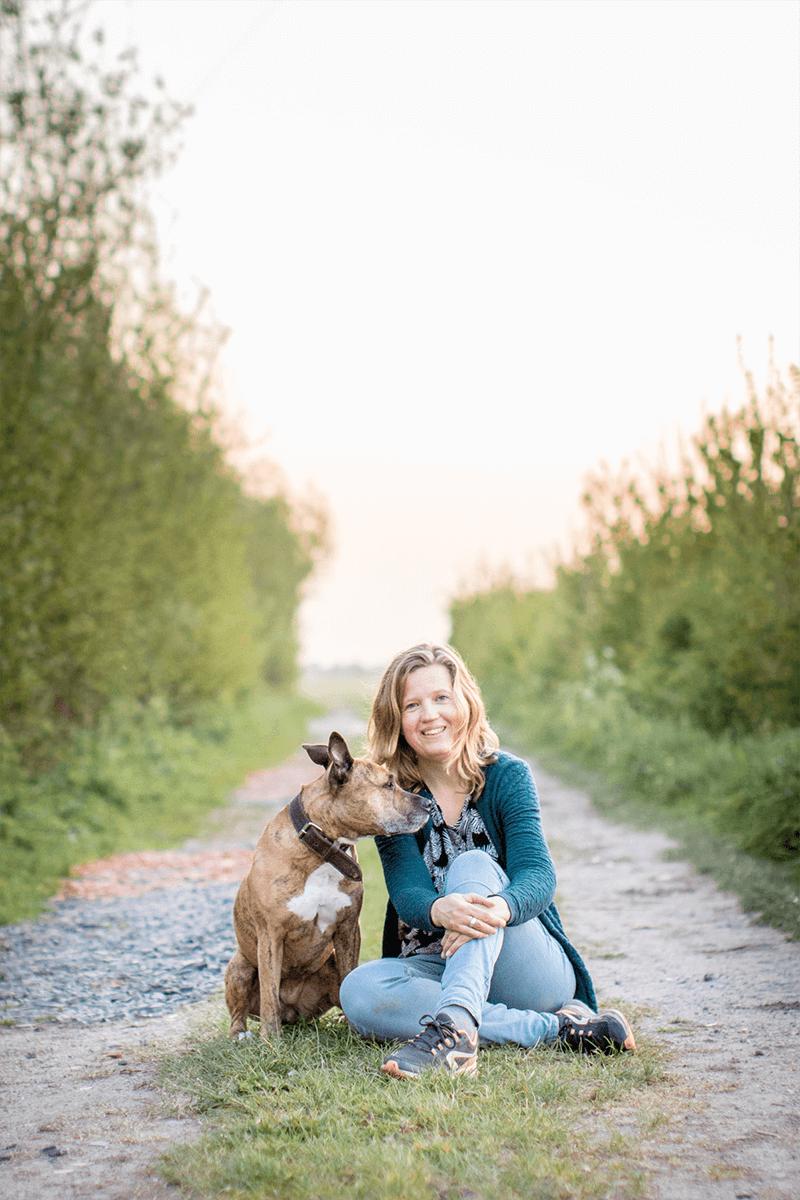 Fotoshoot met je hond Hondenfotograaf Gabry & Dany linschoterbos