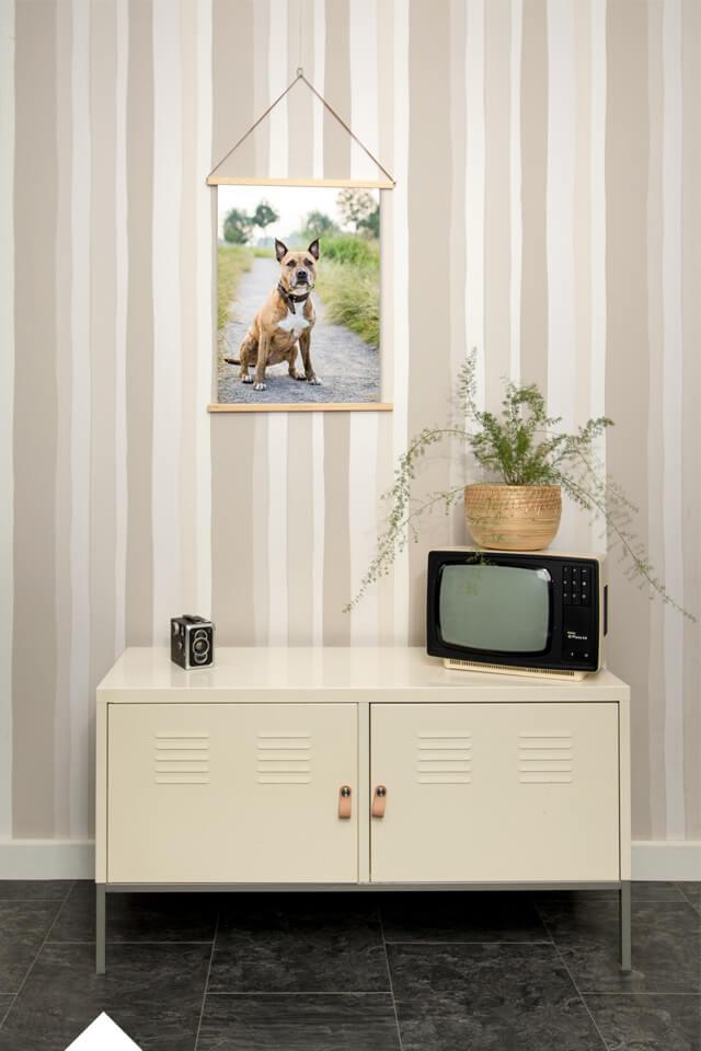 fotoshoot-met-je-hond-posterhangers-fotolijst-A2-staand